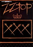 zz top sheet music - XXX (Authentic Guitar-Tab)