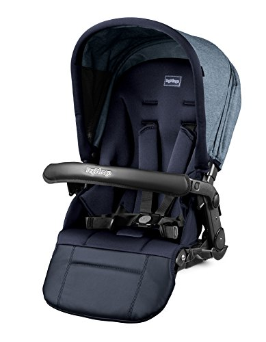 Peg Perego Pop-Up Seat for Team, Duette and Triplette Strollers, Horizon