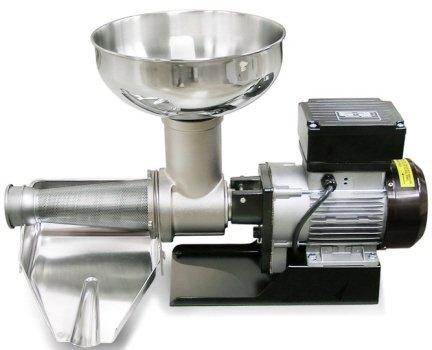 Fabio Leornardi Mr9 1 Hp Tomato Milling Machine Super (Back To Basics Apple Peeler Instruction Manual)
