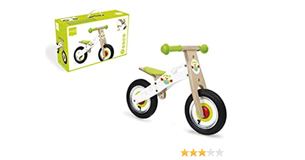 Scratch Owl - Bicicleta de Equilibrio (pequeña, Multicolor ...