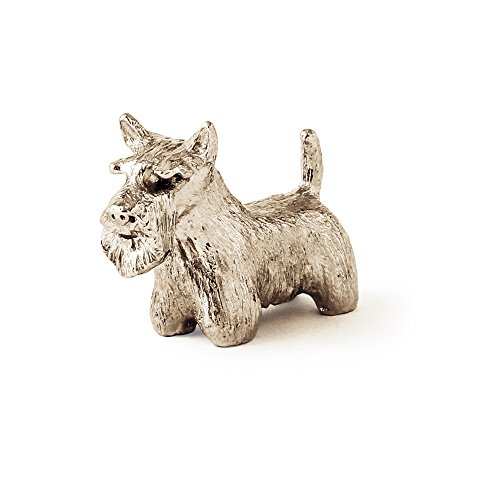 - Scottish Terrier (small) Made in UK Artistic Style Dog Figurine Collection