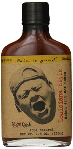 (Pain is Good Batch #218 Louisiana Style Hot Sauce, 7.5 Ounce)