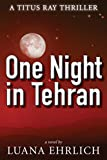 Book cover image for One Night in Tehran: A Titus Ray Thriller