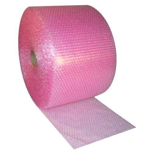Small Bubble Pink Anti-Static (350-Feet) by Uboxes