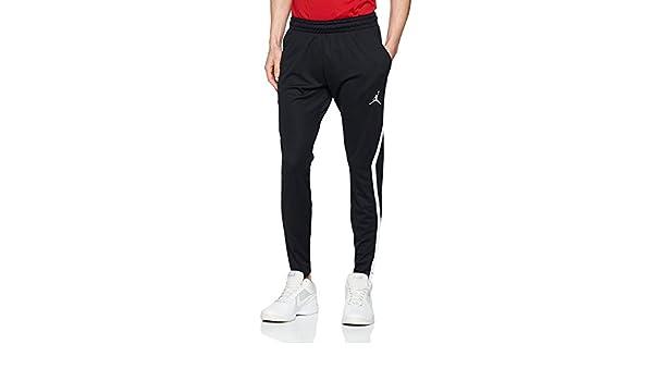 sale retailer efb4b c4365 Amazon.com  Jordan Men s Dry 23 Alpha Training Pants - Black White White -  889711-014 - SZ. X-Small  Sports   Outdoors