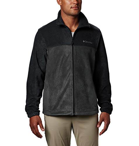 - Columbia Men's Steens Mountain Full Zip 2.0, Soft Fleece with Classic Fit