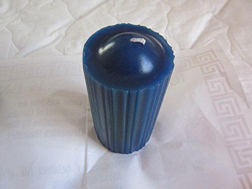 Dansk Candles - DANSK Designs, Ltd. Pillar Candle, Blue