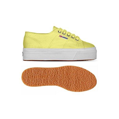Superga 2790 Acotw - Sneakers Basses - Femme Limelight
