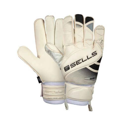 Sells Wrap Axis 360 Supersoft 4 Goalkeeper Gloves, 9