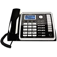 RCA25260 - RCA ViSYS 25260 Two-Line Corded Wireless Speakerphone