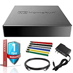 SiliconDust HDHomeRun CONNECT QUATRO OverviewHave you thought about cutting the cord and forgetting about cable TV? make HDHomeRun connect Quattro part of your home network. Receive free to air TV via an antenna allowing you to send glorious ...