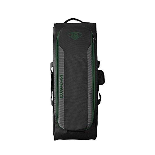 Louisville Slugger Omaha Rig Wheeled Bag - Dark ()