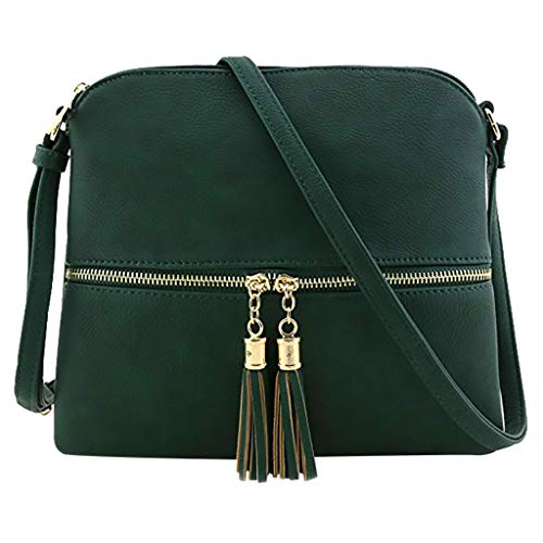Roll Studded Leather Tool - Big Promotion,makeup bag,tool,Women's leather tassel multi-color optional in line with various scenes Messenger bag