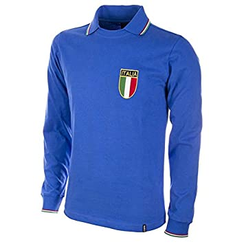 COPA Football - Camiseta Retro Italia años 1983 (L)
