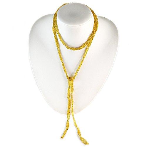 Lariat Necklace (Designer Lariat Necklace)