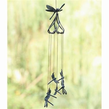 Dragonfly Chimes (SPI Home 50477 Stylized Dragonfly Wind Chime)