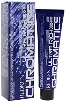 Redken Chromatics Ultra Rich - Tinte permanente para el cabello, n.º 10AV/10.12, color violeta ceniza, 63 ml