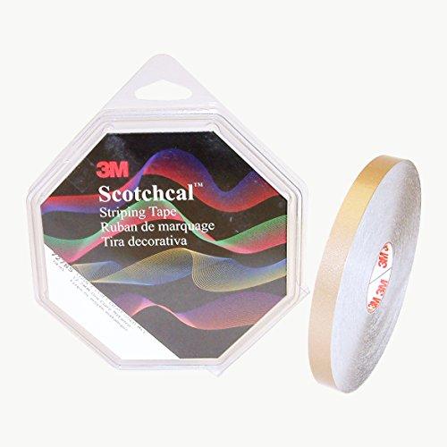 3M Scotch 72785 3M Scotch Scotchcal Striping Tape: 1/2