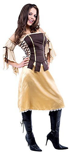 Teen -Costume Tavern Wench Teen Jrs 7/9 Halloween Costume - Teen (Wench Costume Ideas)