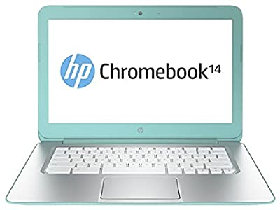 HP Chromebook 14 New Version Laptop Bundle