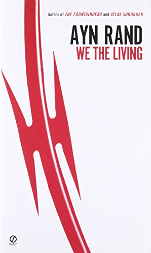 Book cover from We the Living (75th-Anniversary Edition)by Ayn Rand
