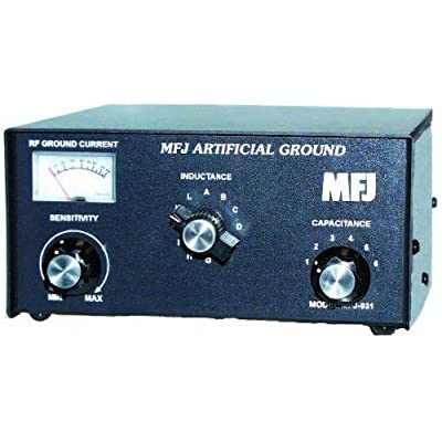 MFJ Enterprises Original MFJ-931 1.8-30 MHz HF Artificial RF Ground.: Electronics