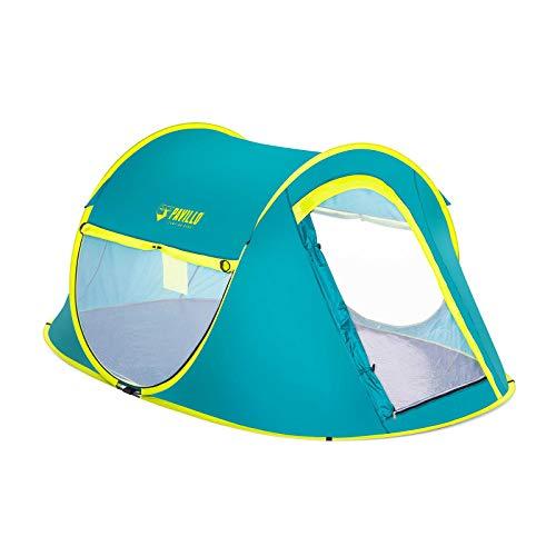 Bestway Pavillo Wurfzelt Cool Mount 2 235x145x100 cm, selbstaufbauendes Zelt für einen schnellen Aufbau, mit…