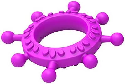 Sayla Sexy Spielzeug für Männer Neues Design MäNnliche VerzöGerung Lock Feinen Ring Hahn Penis Ring Leistungsstarke Erwachsene Geschlechtsspielwaren