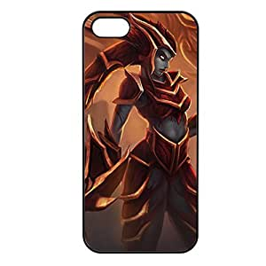 Shyvana-001 League of Legends LoL cover for Apple iPhone 5/5S Cover - Plastic Black