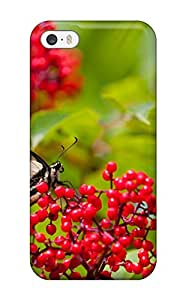 Lennie P. Dallas's Shop New Butterfly Tpu Cover Case For Iphone 5/5s 8406173K13410126