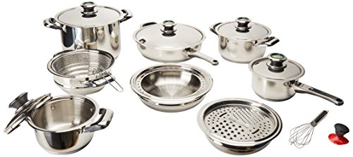 Chef's Secret 22pc 12-Element Super Set for sale  Delivered anywhere in USA