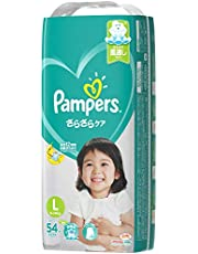 Pampers Baby Dry Tape Diapers, L, 54ct