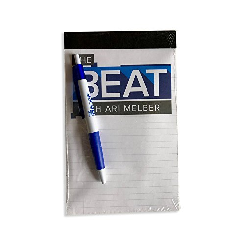 The Beat with Ari Melber Pen and Pad by NBC Universal