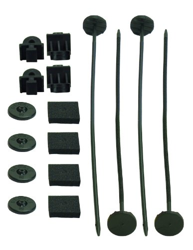 - Derale 16744 Plastic Rod Mounting Kit