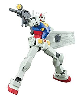 Bandai Hobby HGUC RX-78-2 Gundam Revive Model Kit, 1/144 Scale