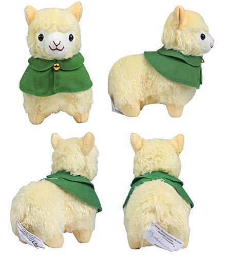 Alpacasso - Caped Alpaca Plush | 6.7 Inches 3