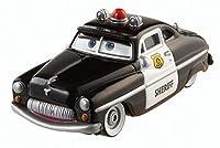 Disney/Pixar Cars 2015 Radiator Springs Die-Cast Vehicle Sheriff #3/19 1:55 Scale