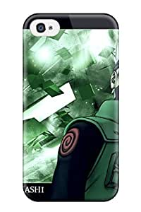 Best 2563741K84036738 Case Cover Protector Specially Made For Iphone 5/5S Kakashi