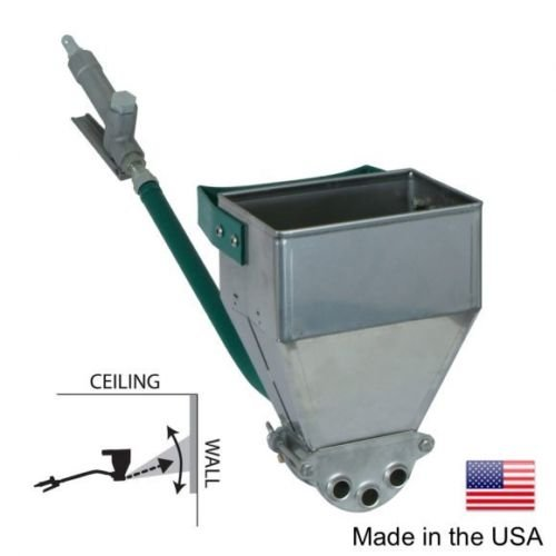 Plaster Sprayer | Stucco Sprayer (1,2 or 3 jets) - Made In The USA - One Year Warranty by ToolCrete
