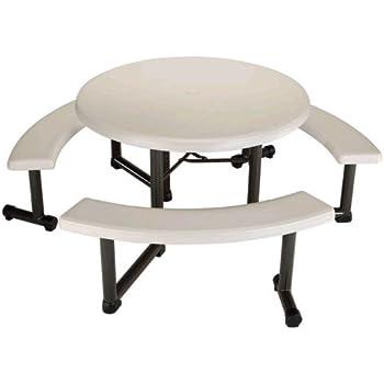 Amazoncom Jayhawk Plastics Hex Recycled Plastic Commercial Picnic - Jayhawk plastics hex recycled plastic commercial picnic table