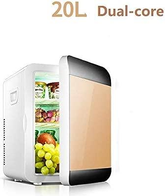 WYJW Mini refrigerador de la casa de Verano, refrigerador de una ...