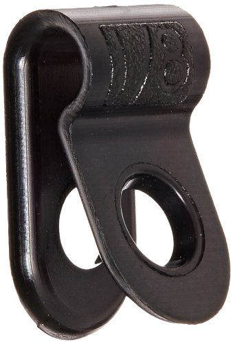 Standard Duty Nylon Cable Clamp, 0.125
