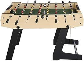 homelikesport Futbolin de Mesa Plegable Juego del Futbolín para el Hogar Sala de Juegos: Amazon.es: Juguetes y juegos
