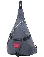 Manhattan Portage Cordura Lite J-Bag LG, Gray, One Size