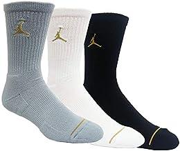 Jordan Jumpman Crew Basketball Socks (3 Pair) SX5545