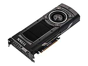 ASUS GeForce GTX TITAN X Graphics Card, 12GB GDDR5 384-Bit, PCI Express 3.0 HDCP Ready SLI Support Video Card (GTXTITANX-12GD5)