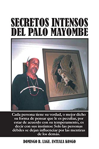 Libro : Secretos Intensos del Palo Mayombe Cada Persona...