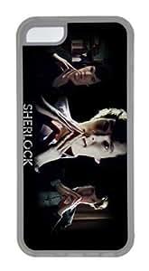The Sherlock Movie Iphone 5C Case TPU Transparent Cover