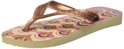 Para Mujer Multicolor Havaianas Chanclas golden Blush sand Spring Grey qTWwUp