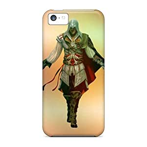 Awesome Case Cover/iphone 5c Defender Case Cover(assassin)